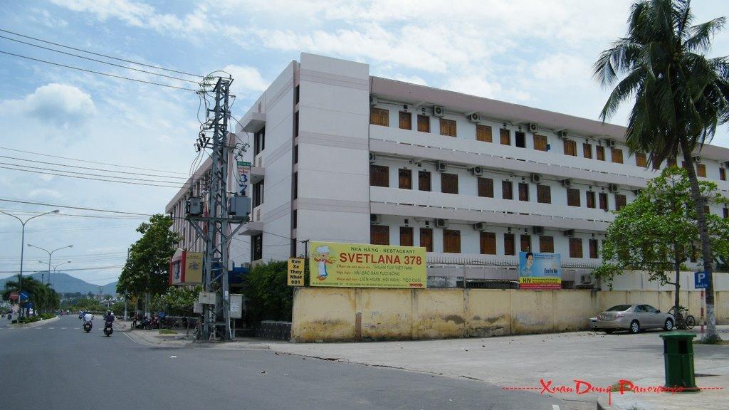 Nhà nghỉ 378 Nha Trang
