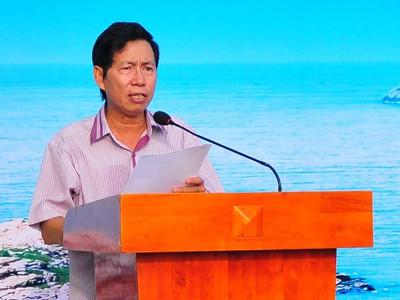 Ông Lê Huy Toàn, Phó Chủ tịch UBND TP Nha Trang