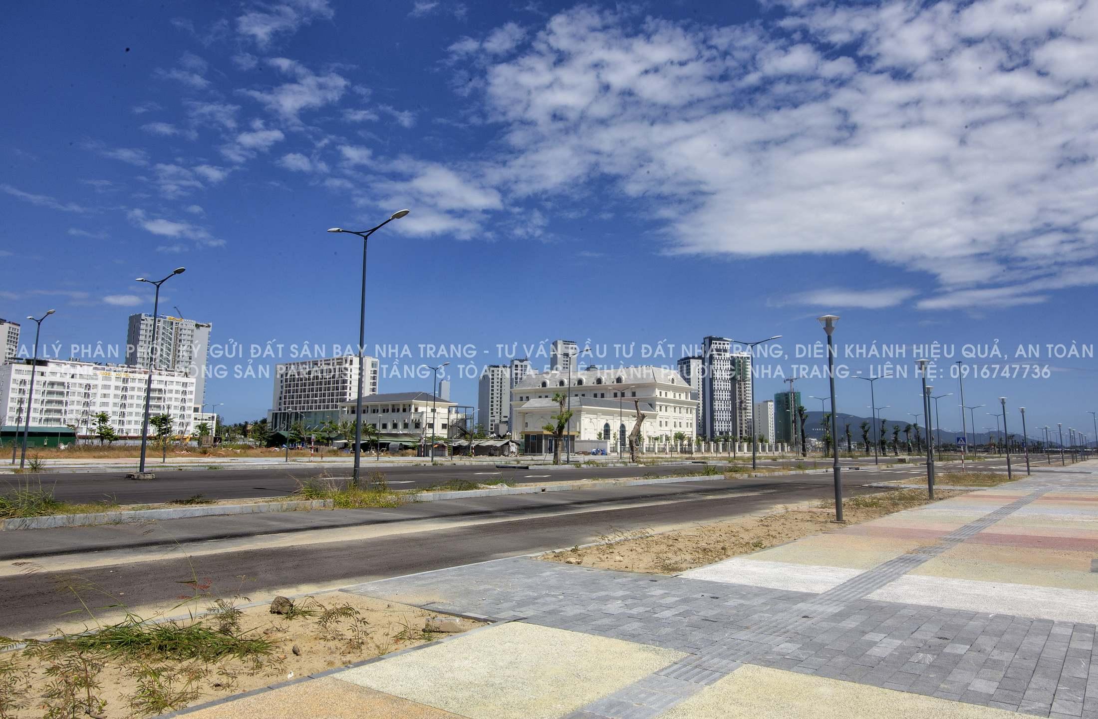 Hình ảnh dự án sân bay Nha Trang 2019 Lịch bàn giao đất sân bay Nha Trang
