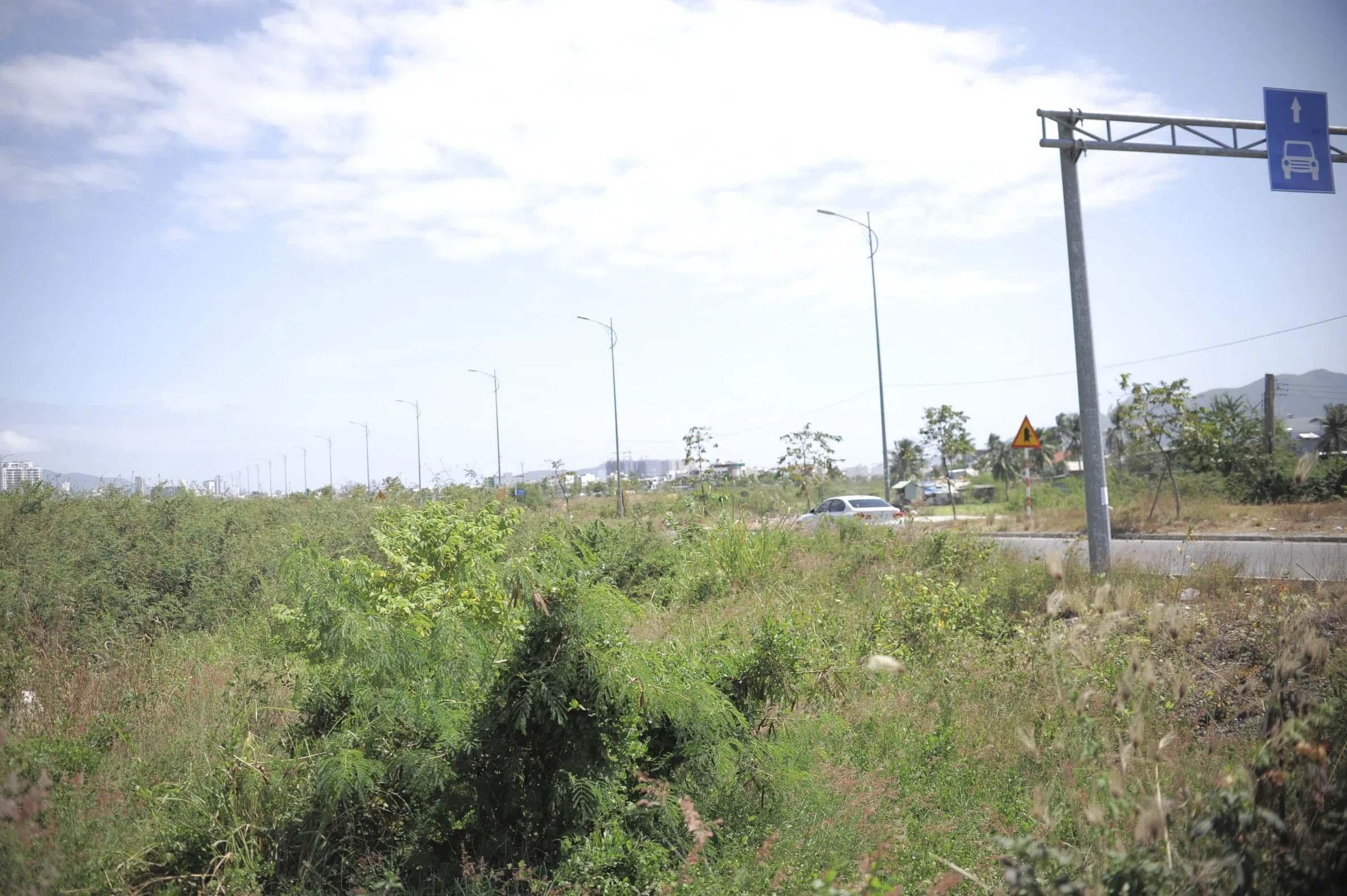 Đường Võ Nguyên Giáp sẽ được cải tạo lại cảnh quan thành cây xanh và tượng đá tạo hình