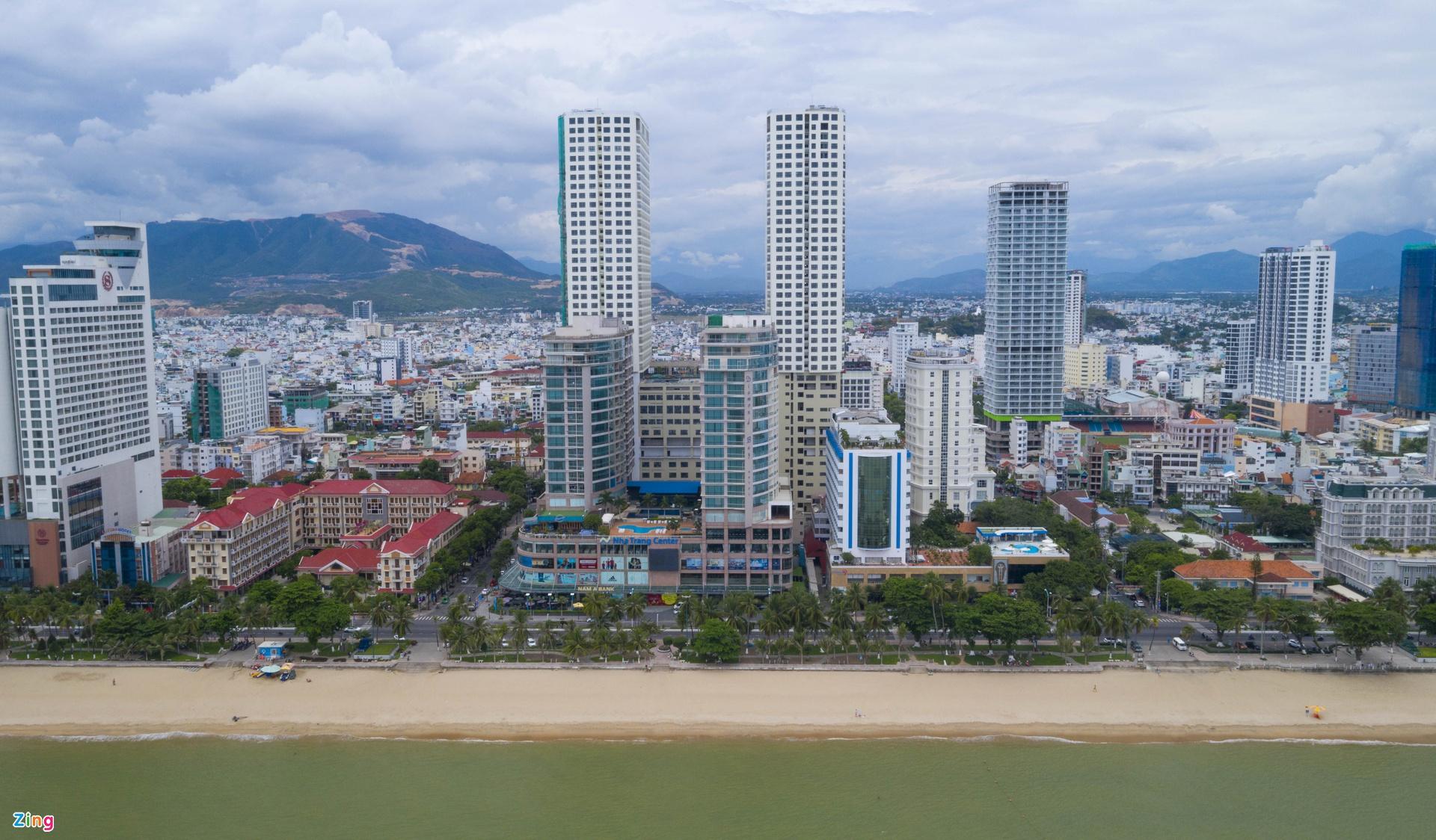 Cơ quan điều tra đã khởi tố 3 vụ án liên quan các sai phạm đất đai ở Nha Trang. Ảnh: An Bình.